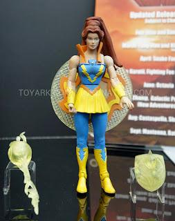 Mattel Matty Collector 2013 Toy Fair Display - Masters of the Universe MOTU Classics Castaspella figure