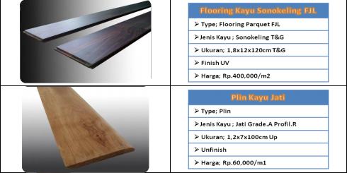Lantai Kayu untuk Taman