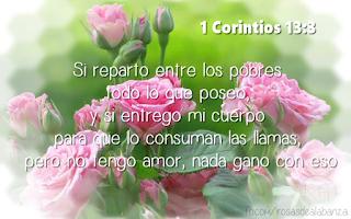 1 Corintios 13:3