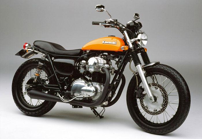 Planet Japan Blog: Kawasaki W400 Special by SCS Tokyo