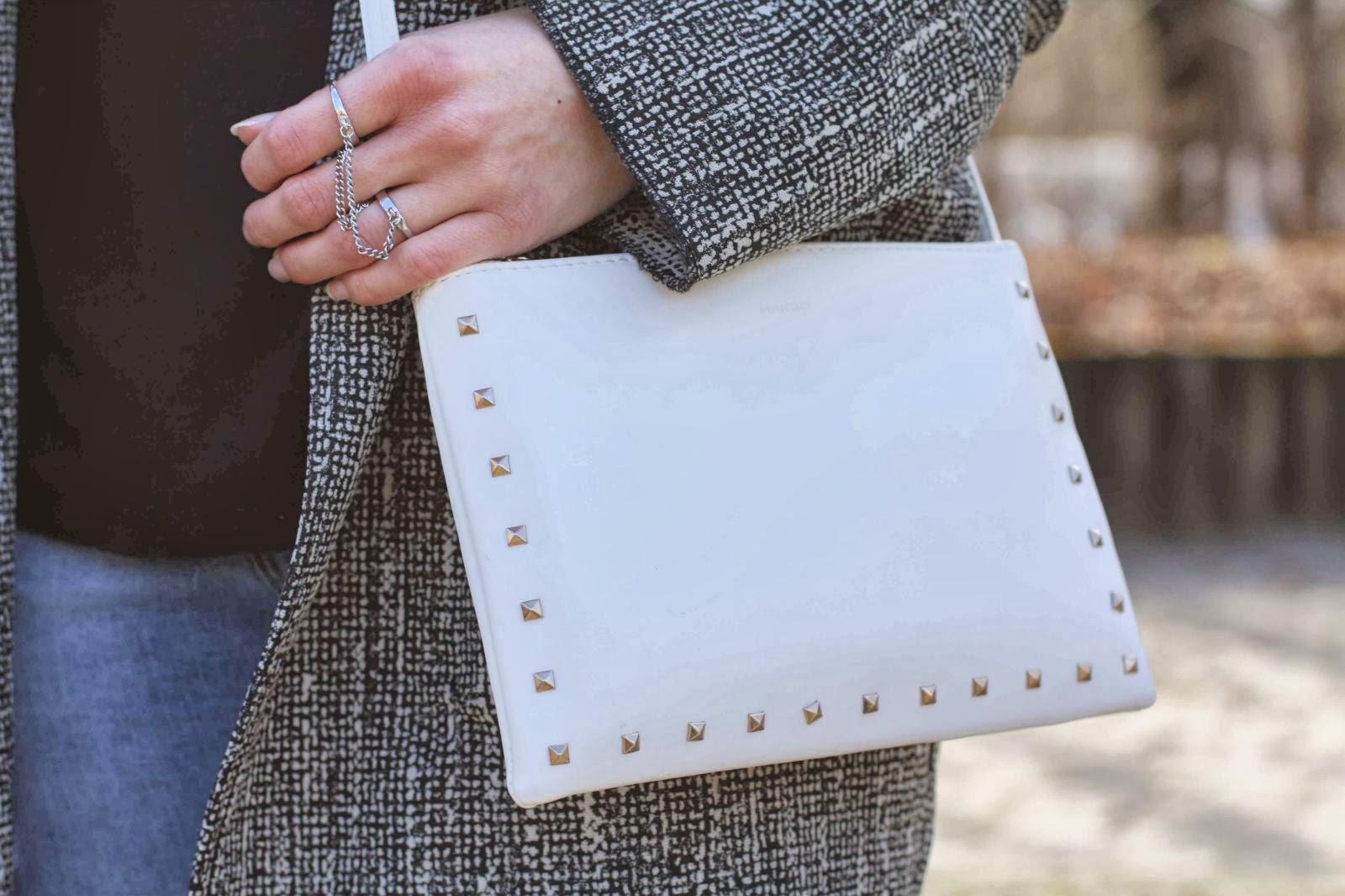 Knuckle Ring, Mango Tasche, Crossbody Bag