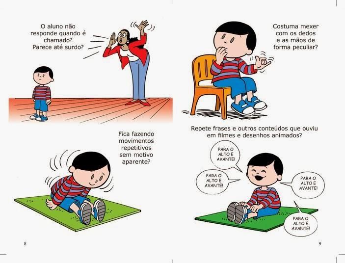 Artigos sobre autismo