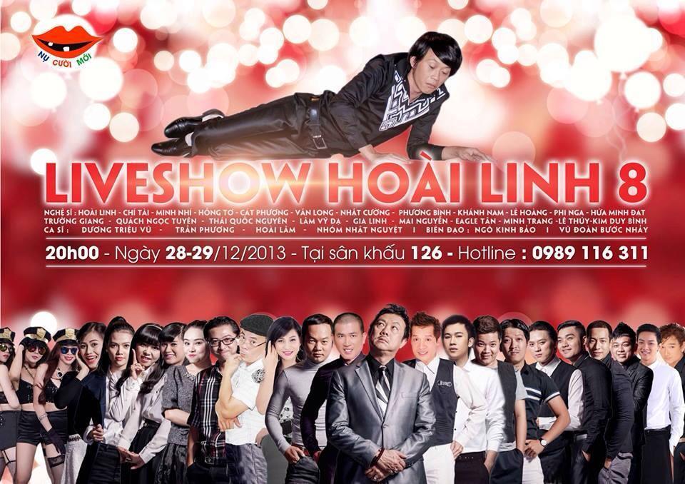Live show Hoài Linh 8