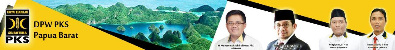 PKS Papua Barat