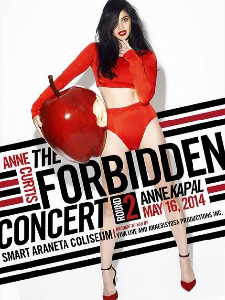 The Forbidden Concert. Round 2: ANNEKAPAL