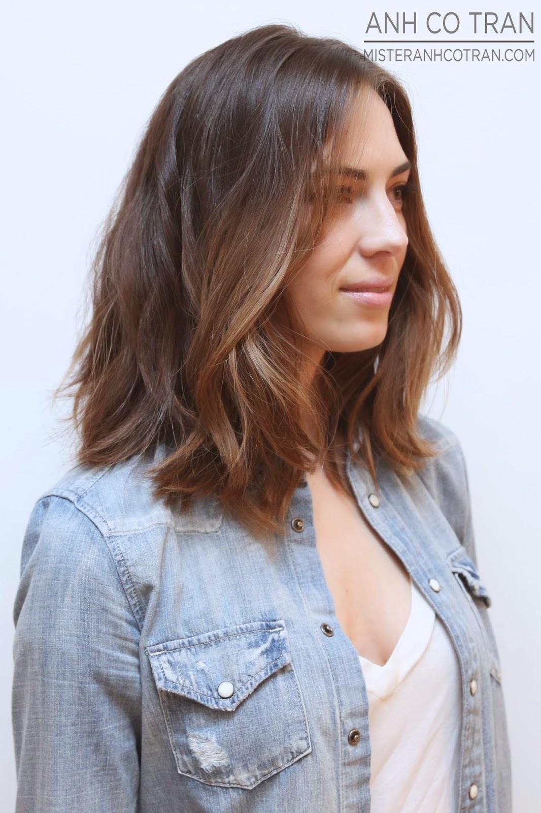 LA CHEST LENGTH HAIR TO SHOULDER LENGTH AT RAMIREZTRAN
