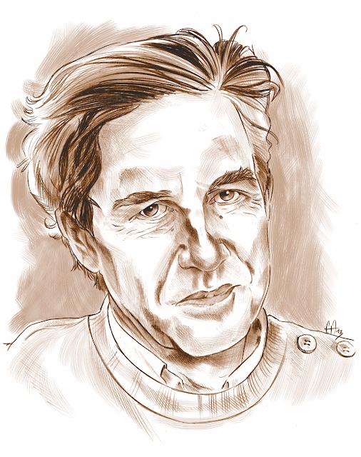 Portrait Emmanuel Todd