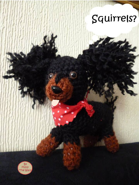 Mini-Me Of  Moi & Pippin By Lynne Over at 2 Chihuahua Girls.