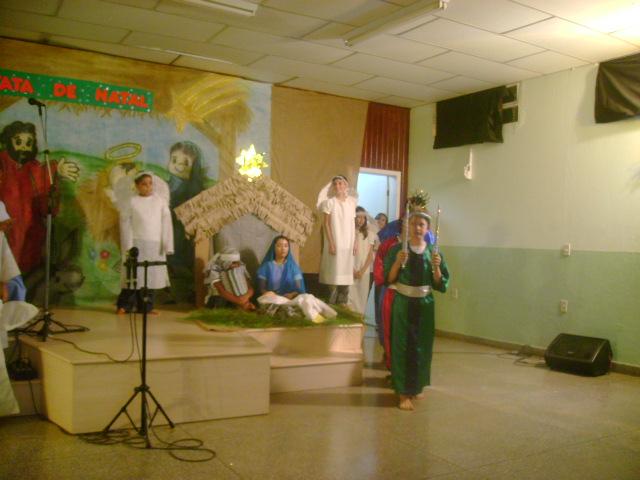 Teatro infantil NATAL 2009