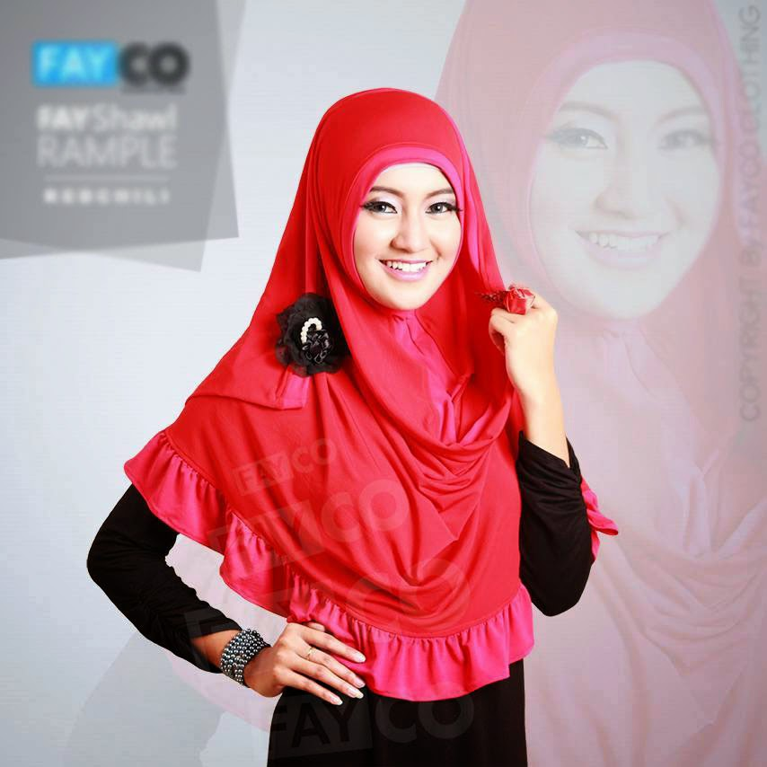 Hijab moderne fashion