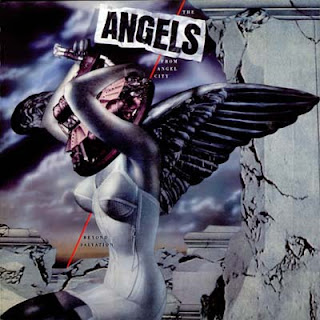 Angel City (The Angels) - Beyond Salvation (1989)