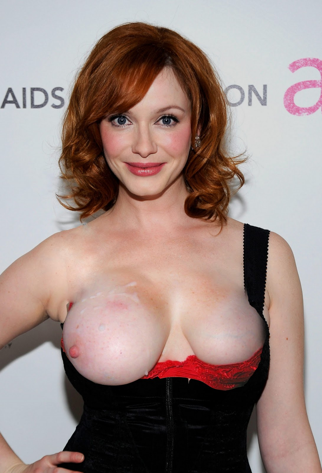 Photos nues christina hendricks