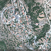 Το χωριό από το δορυφόρο του Google Earth