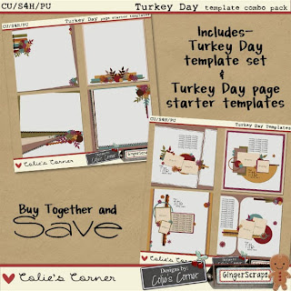 http://store.gingerscraps.net/Turkey-Day-template-set-combo.html