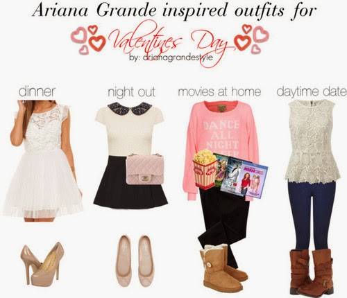 Happy Valentine S Day Outfit Inspirations Bananalover58