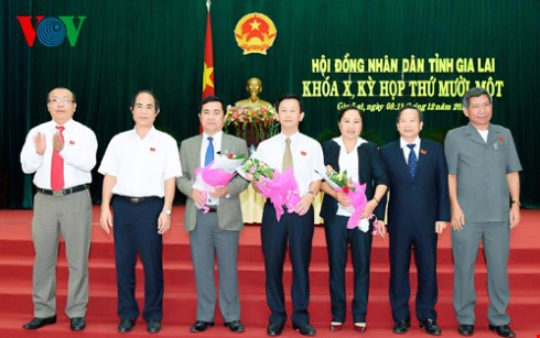 Gia Lai: Bí thư Tỉnh ủy giữ chức Chủ tịch HĐND tỉnh Gia Lai