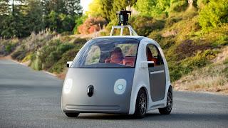 تقرير يكشف عن مفاجآت جديدة حول سيارة جوجل الذكية !