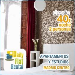 ALOJAMIENTO EN MADRID