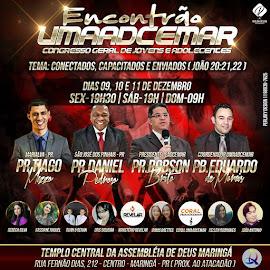 10, 11|Dezembro|Maringá|PR