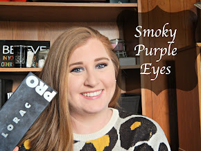 Smoky Purple Eyes | Lorac Pro Palette