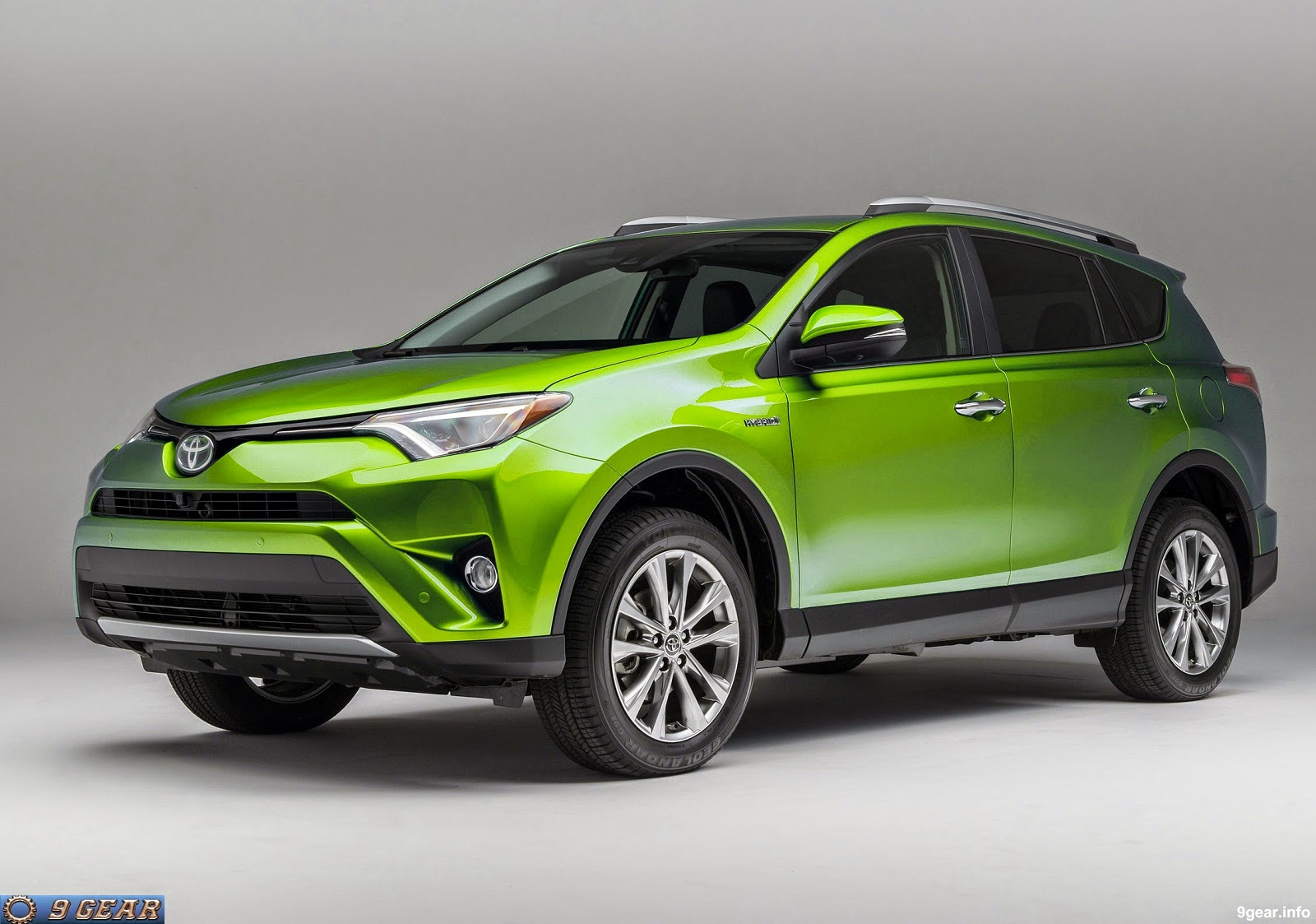 2016 toyota rav4 hybrid suv the new hybrid rav4 will