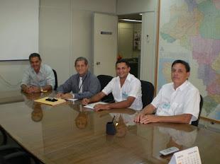 MAGNO LIMA - EM BRASILIA NO MINISTÉRIO DE MINAS E ENERGIAS