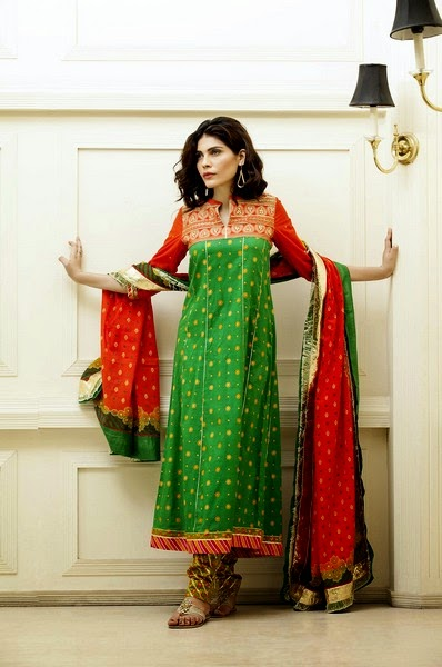 Kayseria - Pret Eid Dress Designs