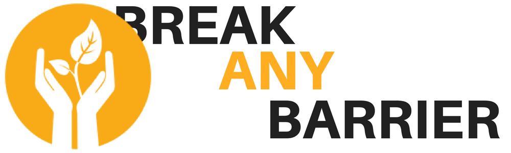Break Any Barrier