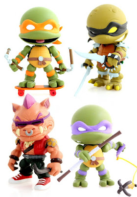 Teenage Mutant Ninja Turtles Mini Figure Series 2 by The Loyal Subjects
