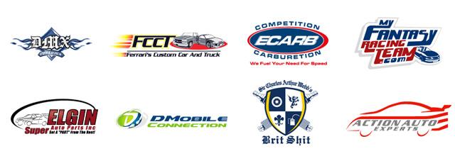 sport car logos