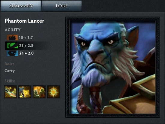 dota 2 phantom lancer guide strategy builds dota 2 throne