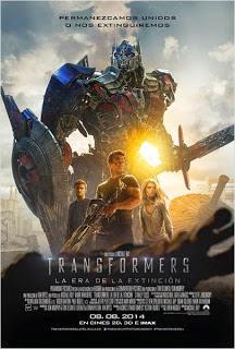 Transformers 4: La Era de la Extinción Poster