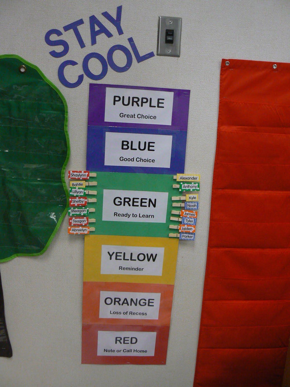 Classroom Management Ideas For First Grade : Mrs t s first grade class management