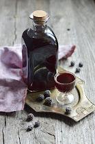 La burrica recomienda: Licor de moras casero