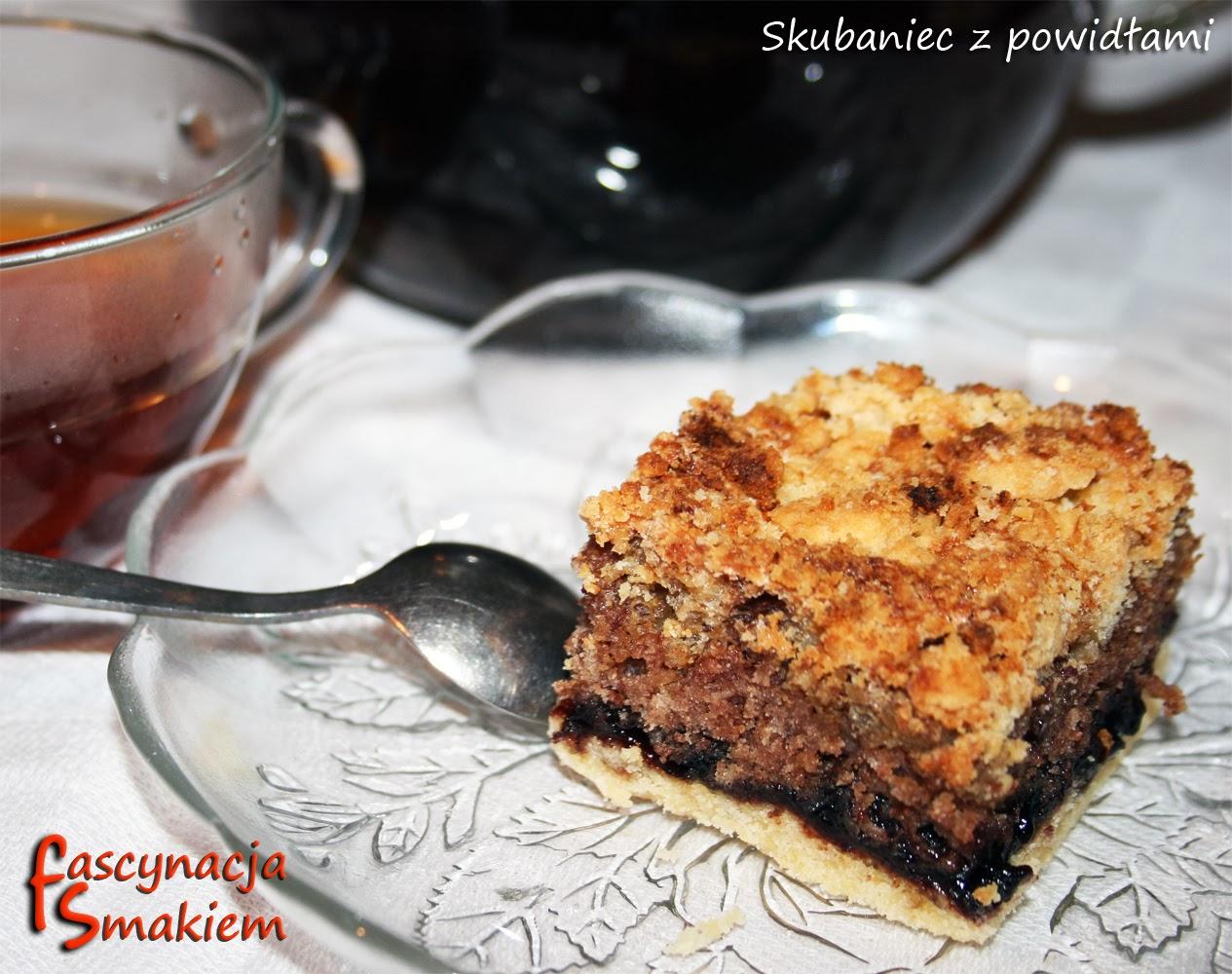 http://fascynacjasmakiem.blogspot.com/2014/02/skubaniec-z-powidami.html