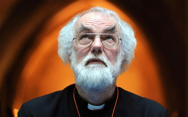 Rowan Williams: How Buddhism Helps Me Pray