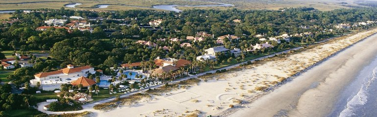Sea Island Beach