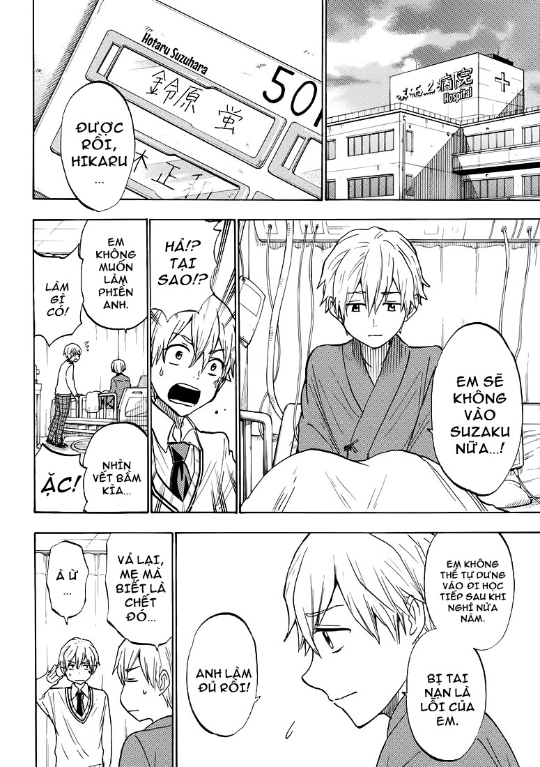 Yamada-kun to 7-nin no majo chap 191 Trang 8 - Mangak.info