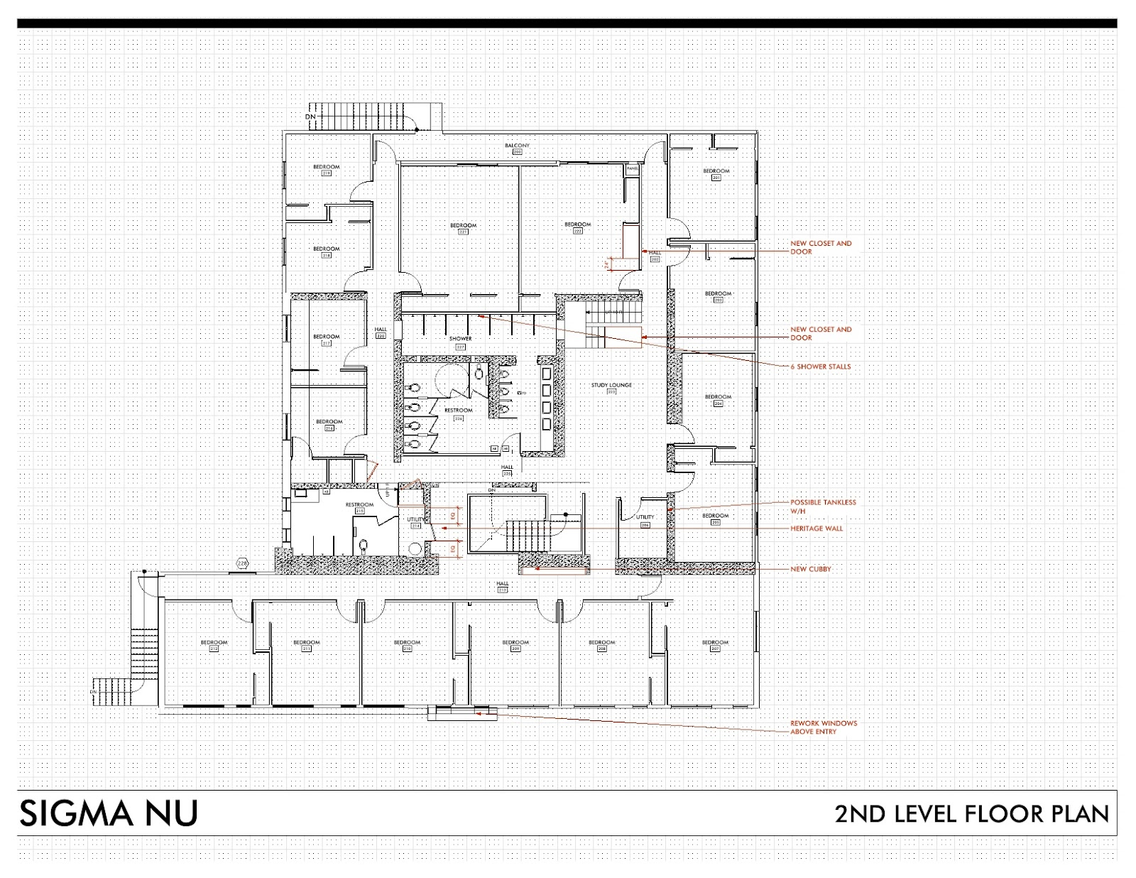 Cobb Cliff Luxury Home Plan 085d 0805 House Plans And More - Cobb ...