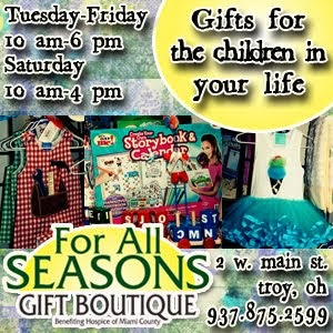 For All Seasons Children's Gifts