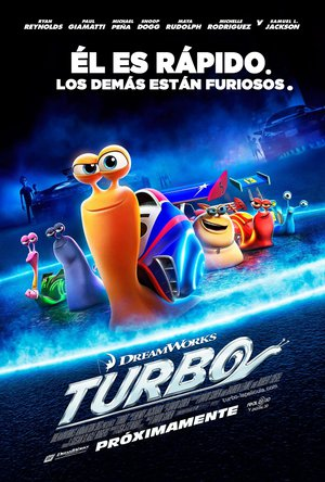 Poster Turbo 2013