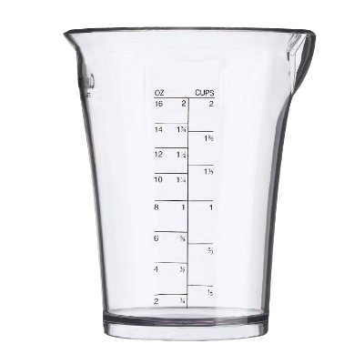 MIXING AND MEASURING JUG