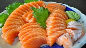 Cá Hồi Ăn Sống
