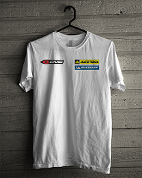 Kaos Distro Racing EVS Michelin acerebis