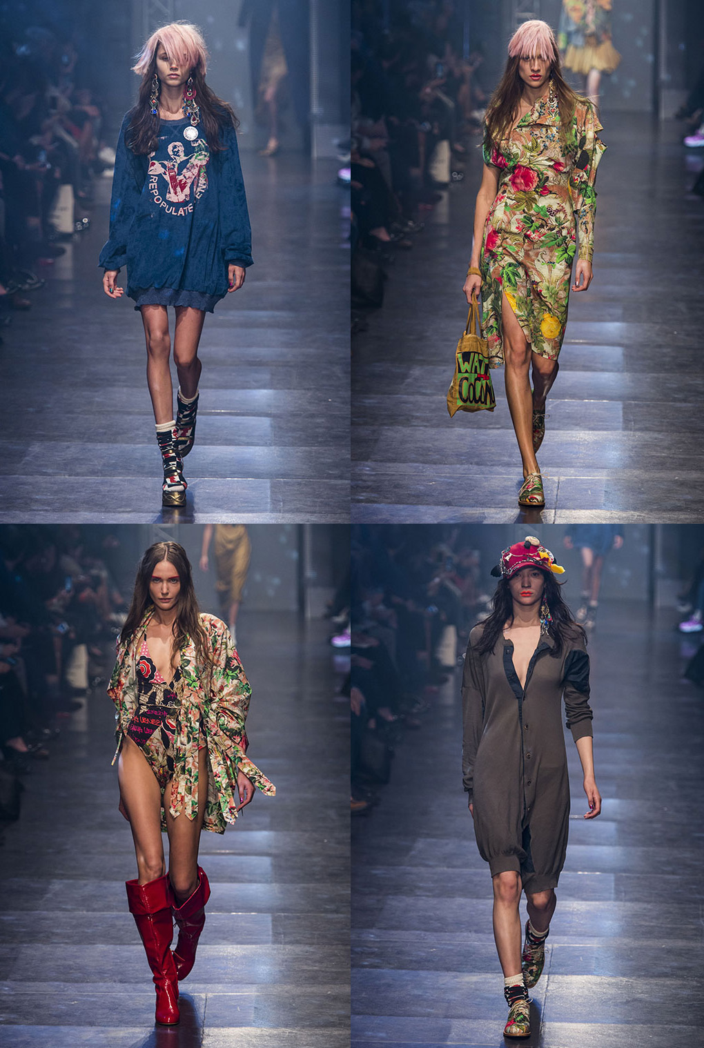 Eniwhere Fashion - Paris Fashion Week - Vivienne Westwood