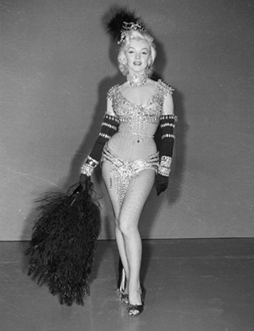 Style Essentials Stardom Strikes Marilyn Monroe As