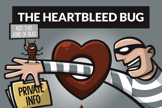 Image: The Heartbleed Bug