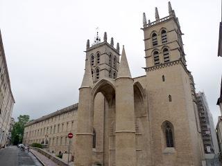 モンペリエ大聖堂 Cathedrale Saint-Pierre de Montpellier