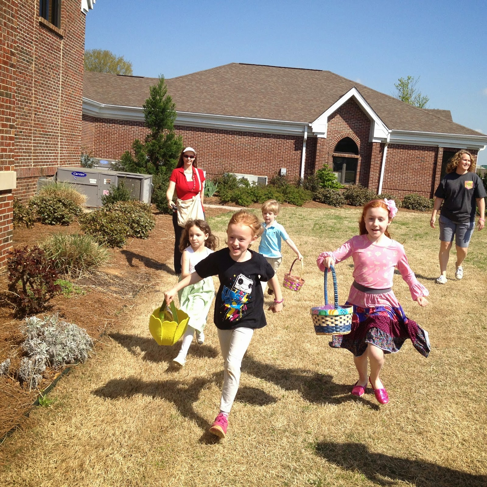 Annual Easter Egg Hunt, 12 Apr 2014