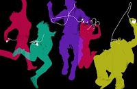 Dancing iPod